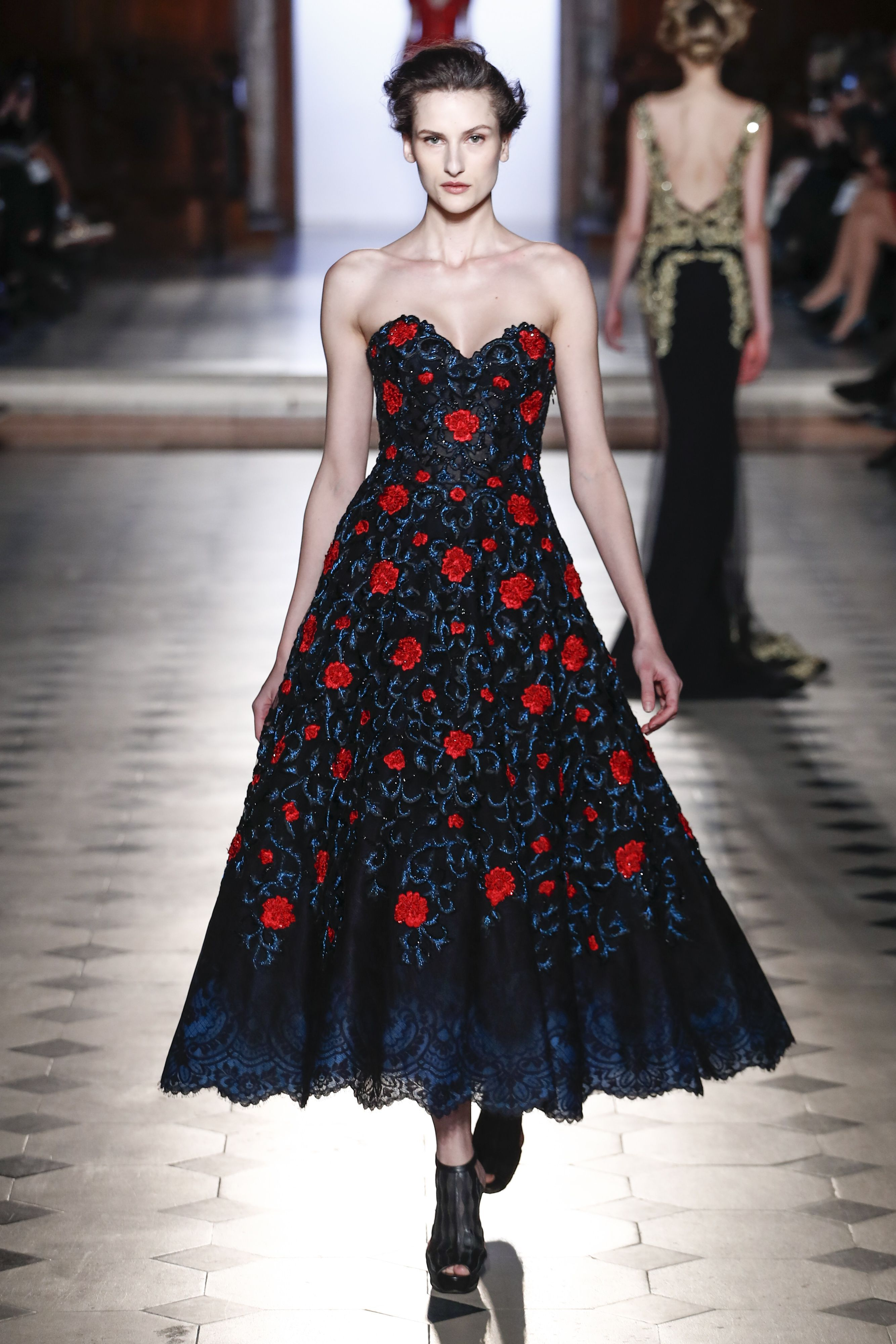 Tony Ward Spring/Summer 2017 Couture   Fancy cocktail ...