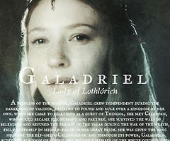 In the hobbit she is amazing