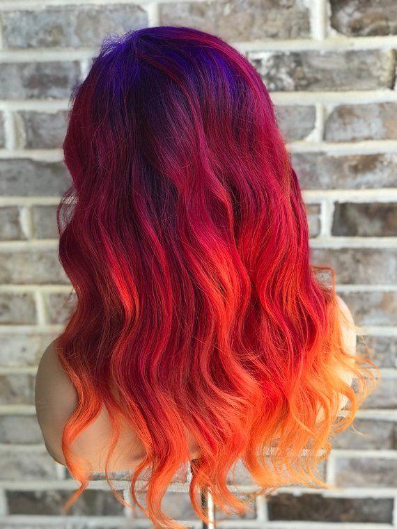 Lace front human hair womens wig 533b0665518b