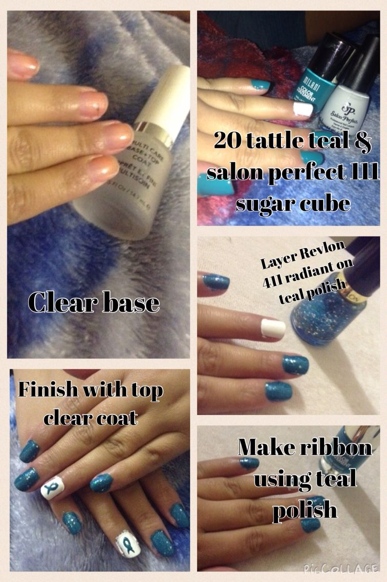 Diabetes awareness month nails #support#nails#beauty | Beauty by ...