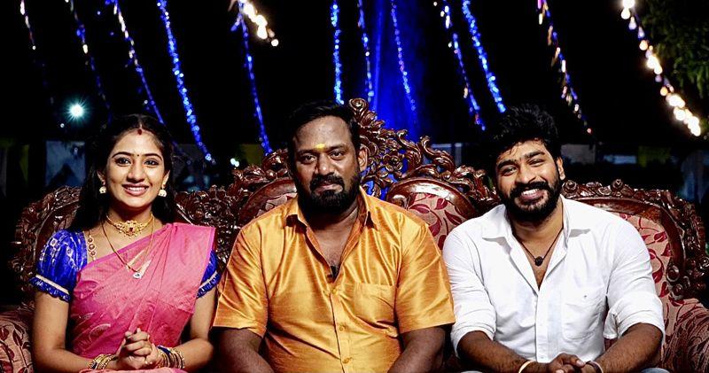 Idhayathai Thirudathe celebrates Navarathri with special episodes; Comedian Robo Shankar joins the celebration with a cameo performance