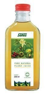 """Celery Juice Organic (200mL) Brand: Salus Haus by Salus Haus. $15.99. Pure Natural Plant Juice. PurificationCelery juice is produced from celery tubers and leaves. It contains valuable bitters and is popularly believed to be rich in energy giving and also cleansing agents. """"Leave what you find in nature as natural as possible!"""" This was the motto of Mr. Walther Schoenenberger (1901-1981) the founder of the Salus fresh plant juices. Salus fresh plant juices are..."""