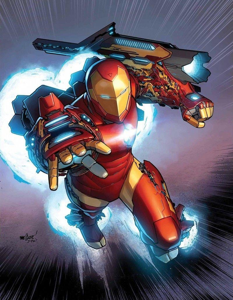 iron man rüstung
