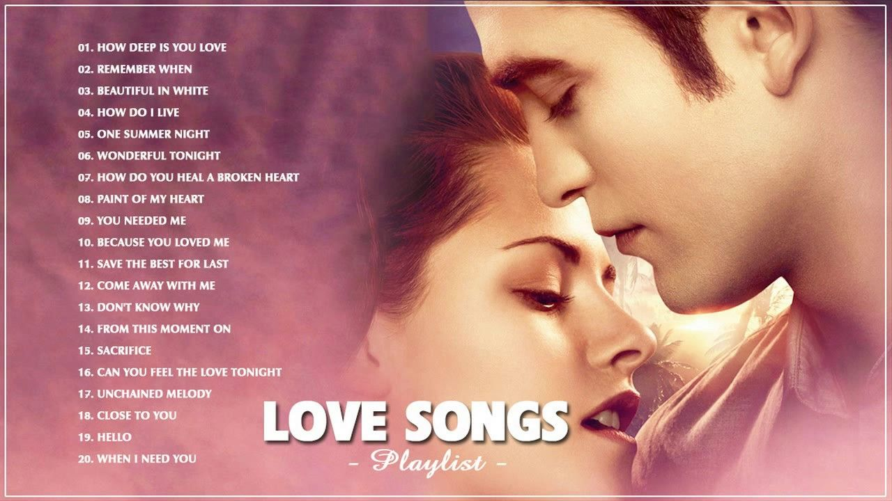 Love songs 2017