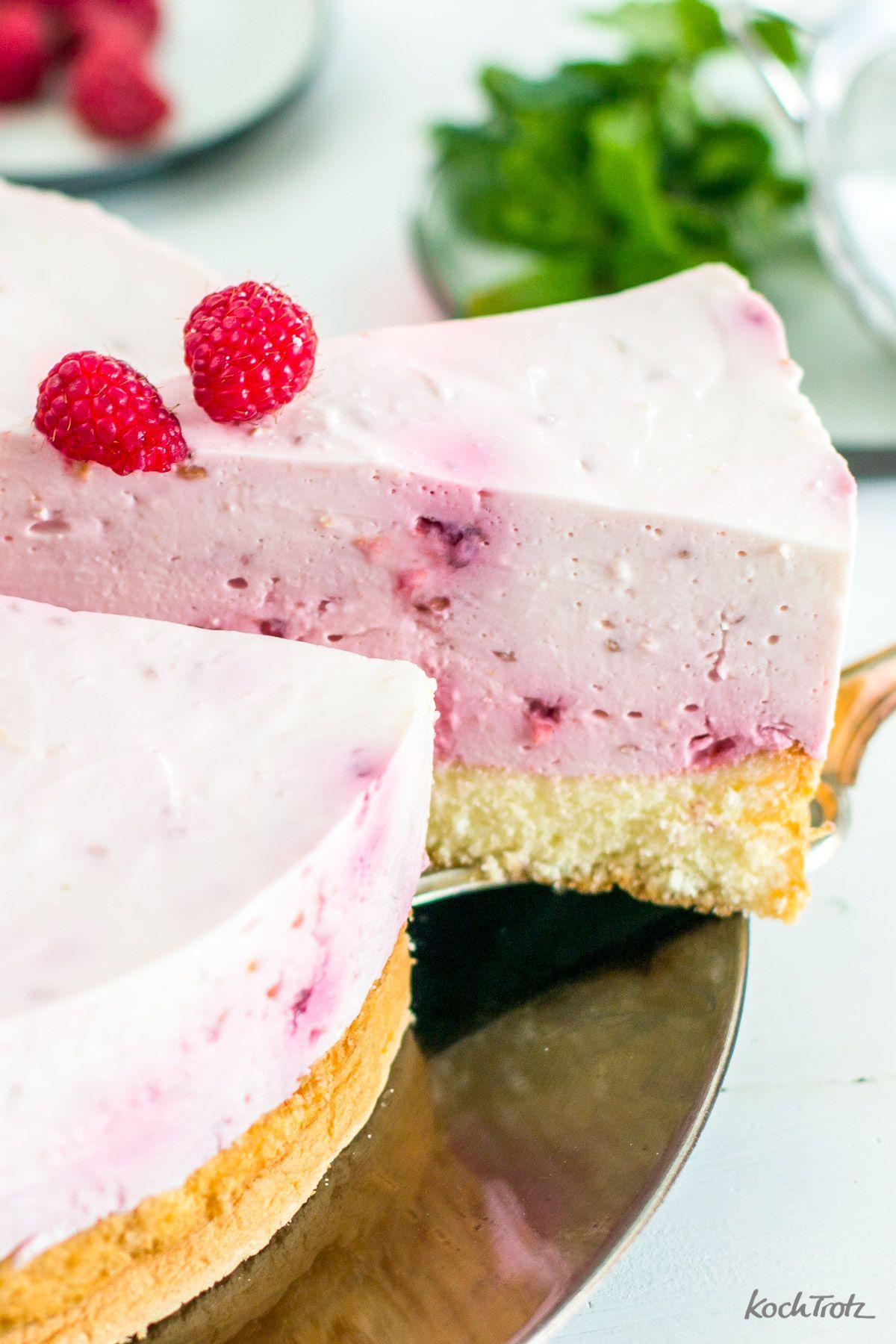 Einfache Frischkase Torte Glutenfrei Und Laktosefrei Kochtrotz Kreative Rezepte Rezept Glutenfreie Torten Kuchen Und Torten Laktosefreie Desserts