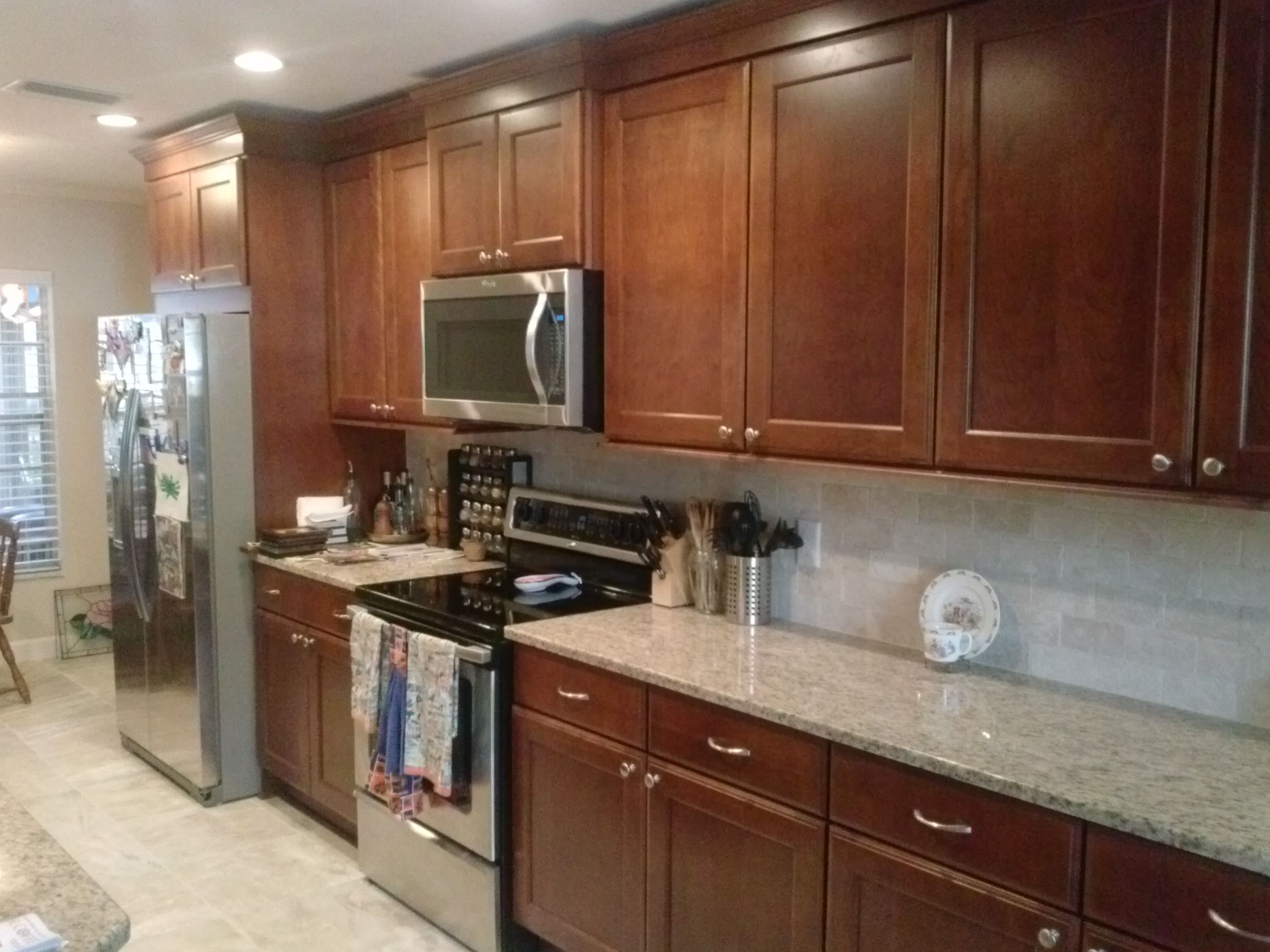 Tile Stone Kitchen Remodels In Tampa Clearwater St Petersburg Kitchen Design Open Kitchen Remodel Kitchen