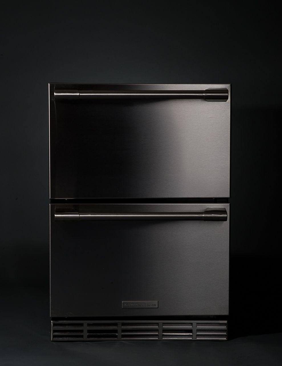 Electrolux Icon Under Counter Refrigerator Drawers 1 Refrigerator Drawers Outdoor Kitchen Appliances Outdoor Kitchen Design