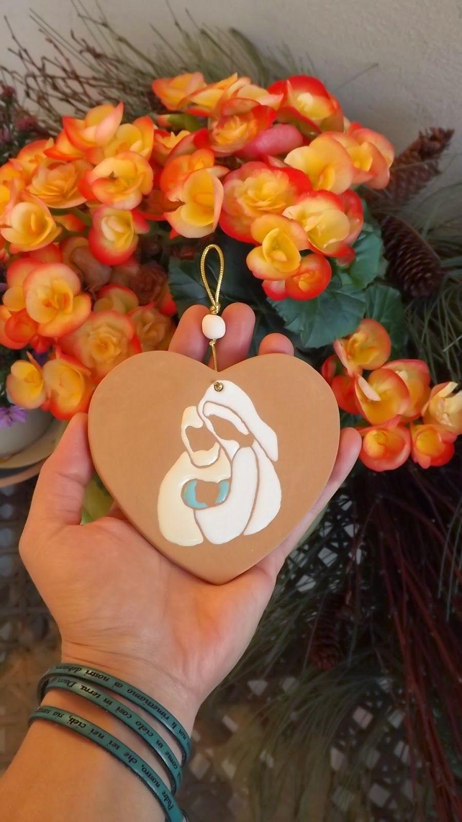 Pin di magaceramica su ideias decorazioni natalizie per for Ornamenti casa