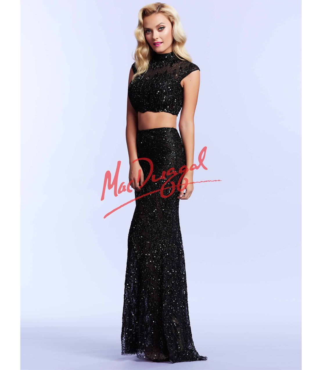2015 Black Dress