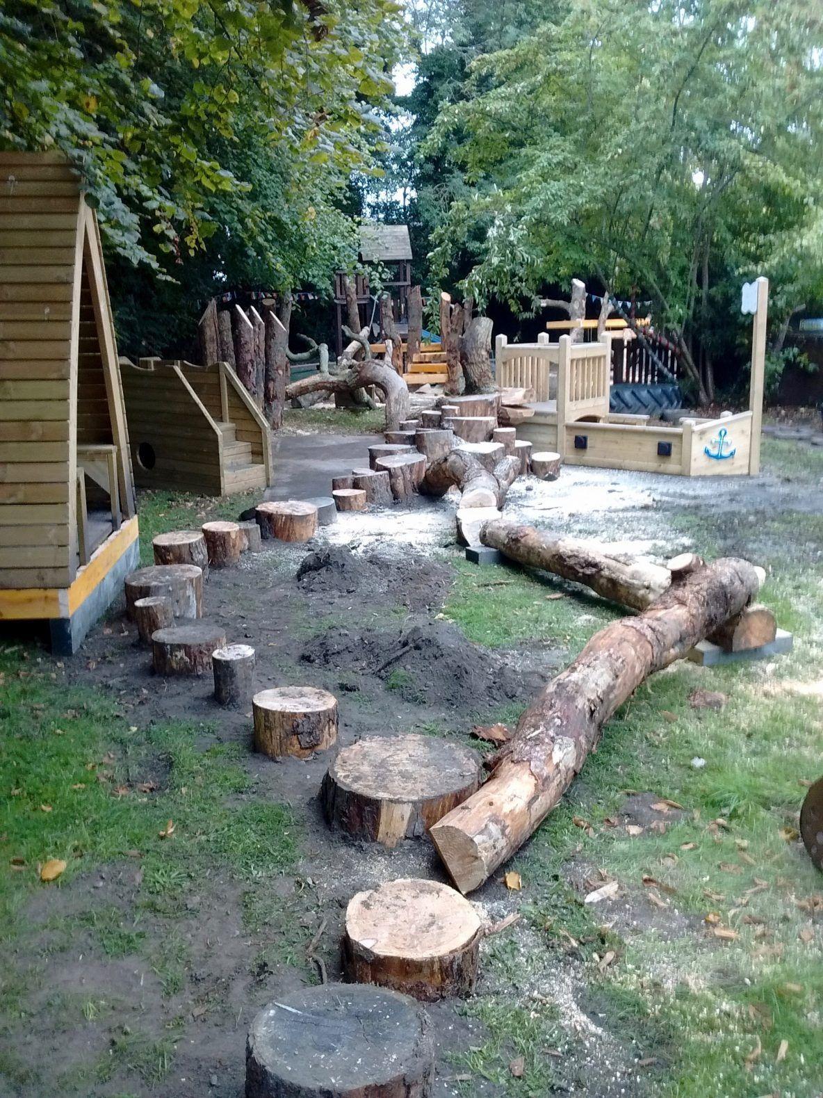 Woodland to playground | Halvorsen Architects # ...