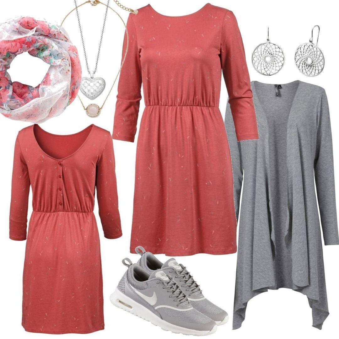 Streetwear Sport & Freizeit Kleider Ragwear Damen ...