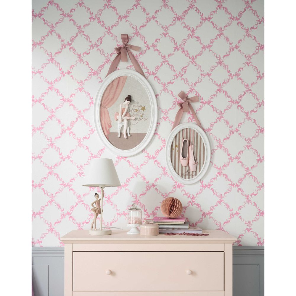 Commode en bois rose L 90 cm | Maison du monde | Room, Home Decor ...
