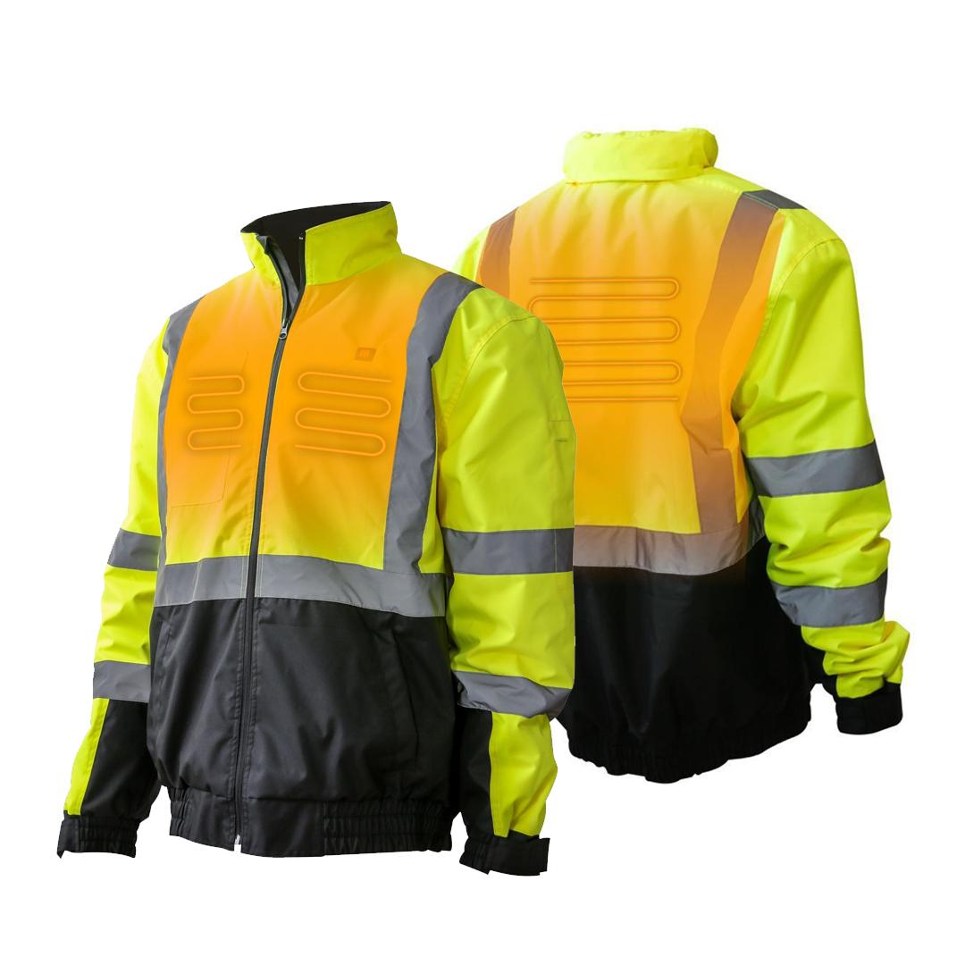 FirstGear Military Spec Mesh Safety Vest HiViz Dayglo All Sizes