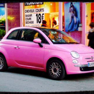 Parisian Pink!