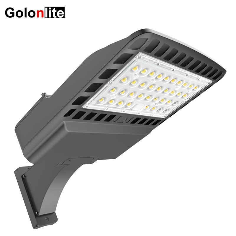 150w Led Shoebox Light 130lm W Photocell Control 100 277vac Meanwell Smd3030 Philips Lumileds Inquiry Now Olivia Led Parking Lot Lights Street Light Shoe Box