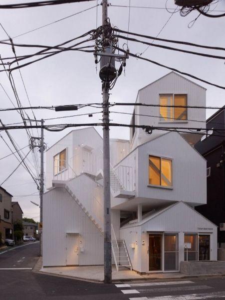 Tokyo Apartment | Sou Fujimoto Architects 2010
