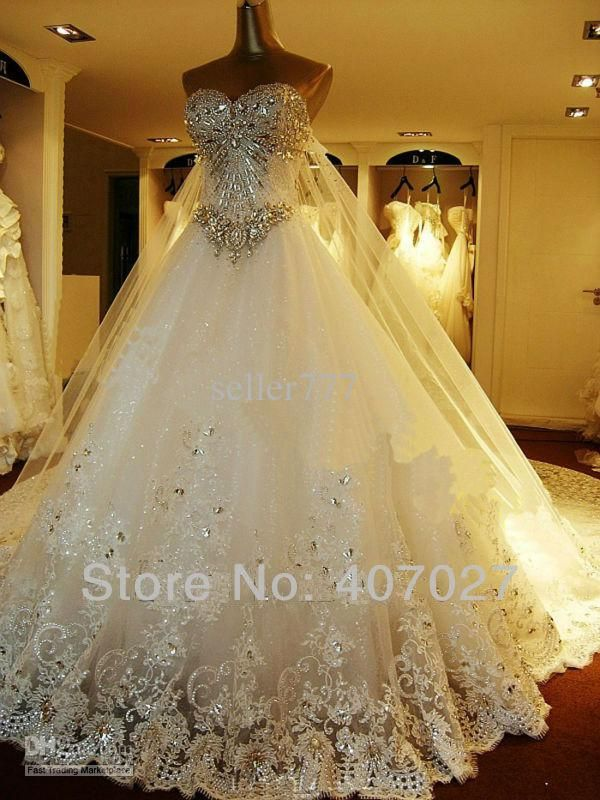 Very Expensive Wedding Dress | Wedding Pictures | Pinterest ...