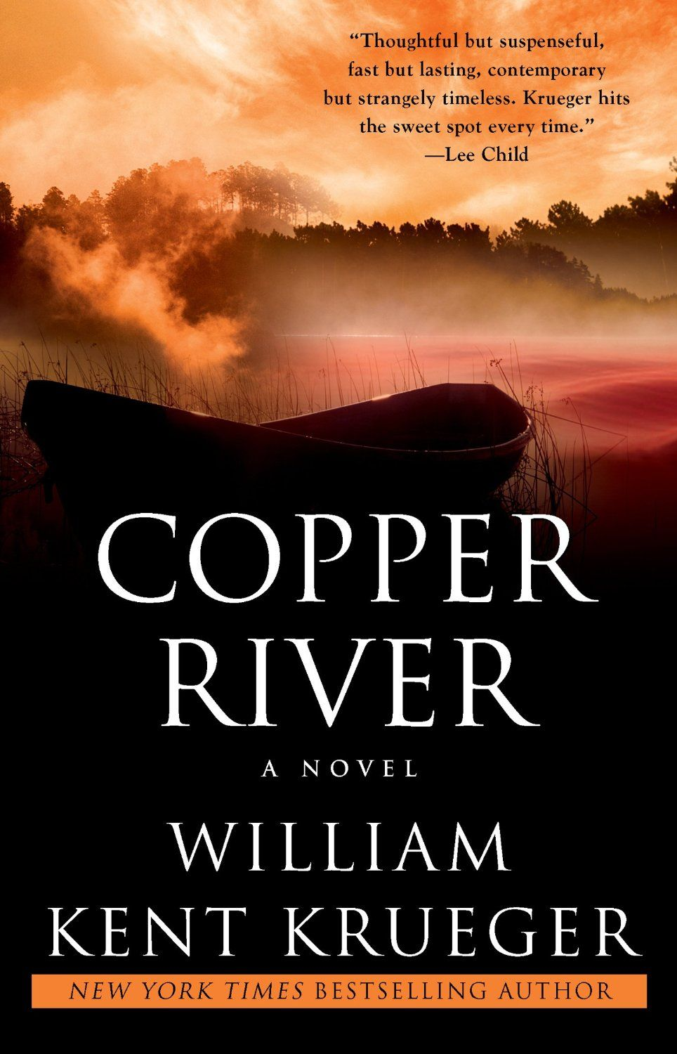 Copper River the 6th book in the Cork O'Connor series by