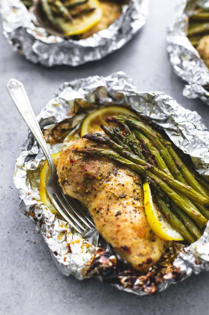 WATCH: Our Favorite Chicken Foil Pack Dinners images