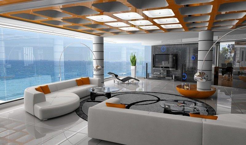 breathtaking ultra modern living room furniture | ultra modern room design | ultra modern living room ...