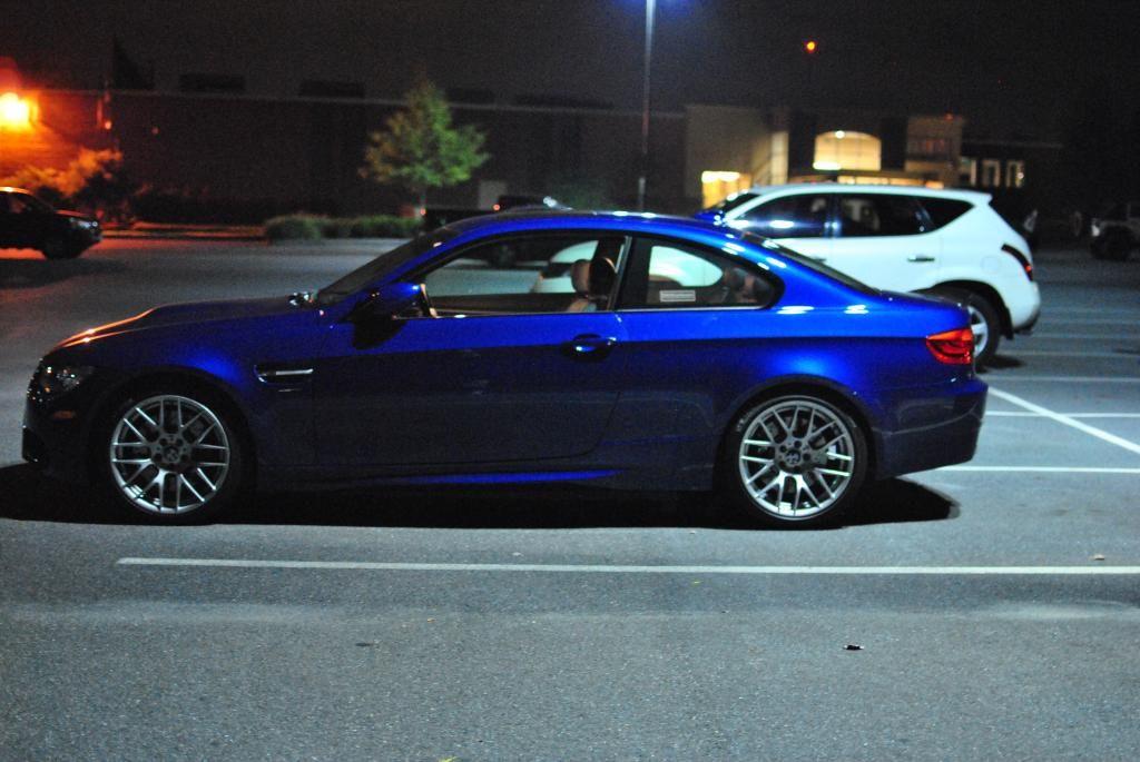 E92 Le Mans Blue M3 Bmw M3 Cars