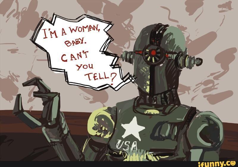 Assaultron Kleo   Fallout 4 Assaultron   Fallout, Fallout 3