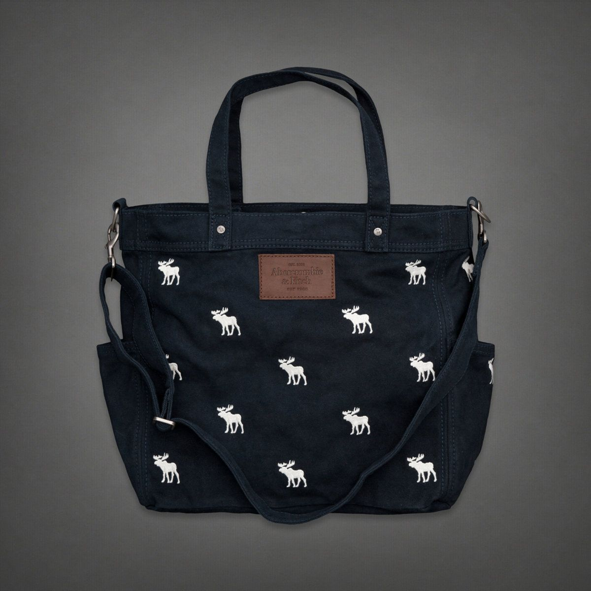 76a95adc6d7 Womens Iconic Logo Tote | Womens Accessories | Abercrombie.com ...