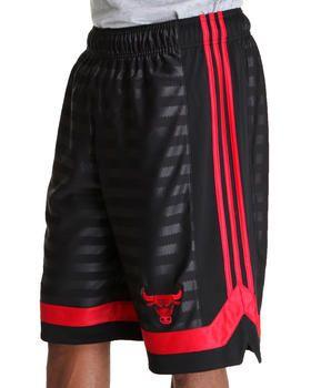 dd645cf4 Adidas | Chicago Bulls Arch Groove 12 Inch Shorts | Chicago Bulls ...