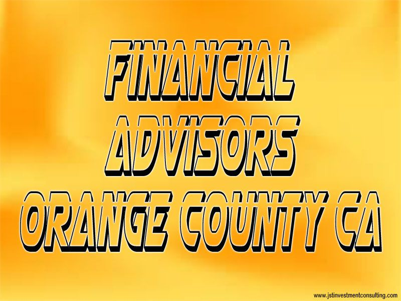 Check this link right here http://www.jstinvestmentconsulting.com/wealth-management-orange-county for more information on Wealth Management Orange County. Wealth Management Orange County is quite broad what constitutes wealth management is different from one customer to another.Follow us http://www.alternion.com/users/FinancialAdvisors/