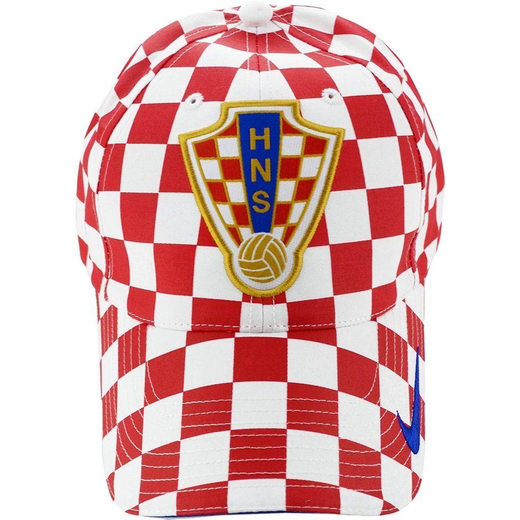 c10eace8688 Croatia national football team Nike Rare Cap FÚTBOL Soccer Adults ...