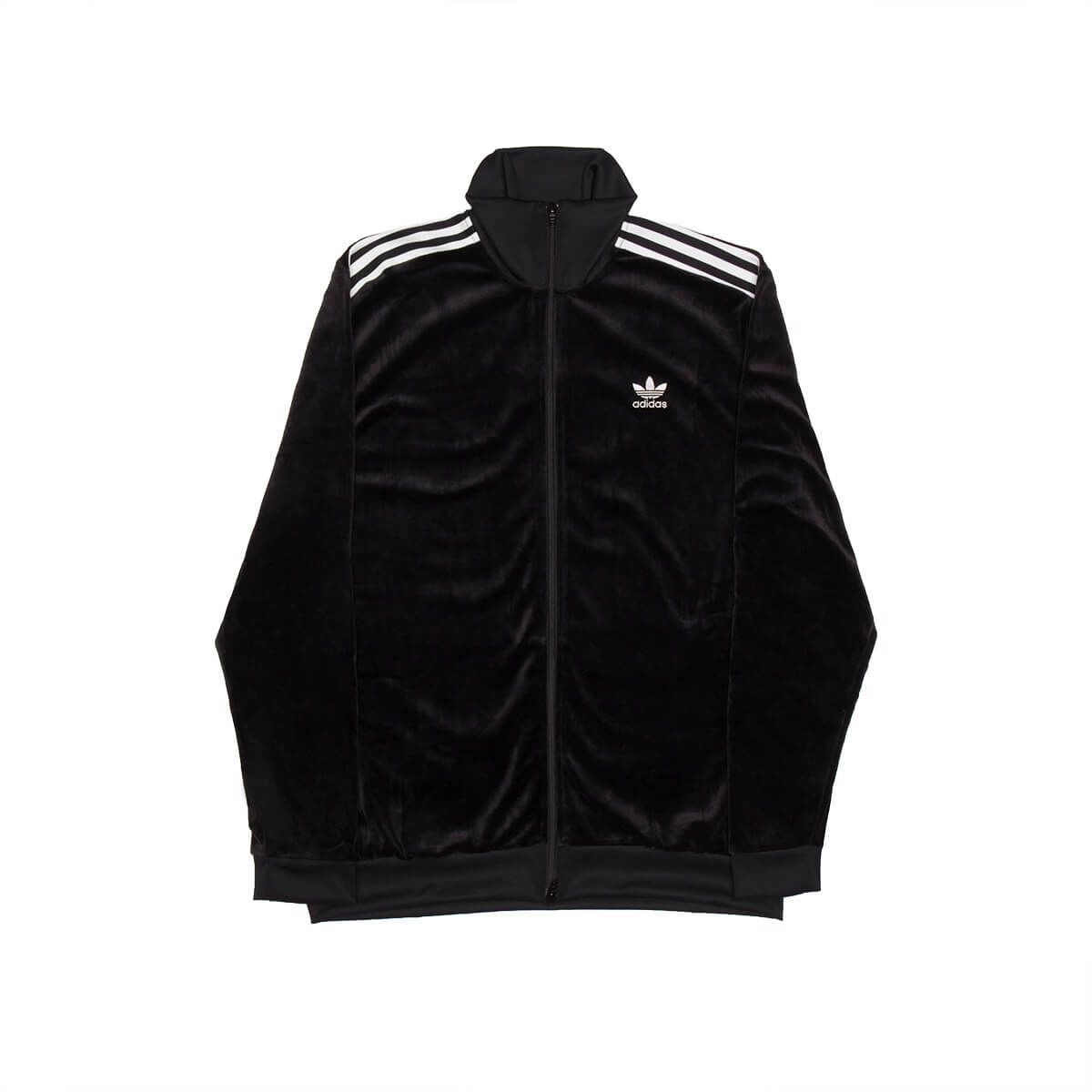 ADIDAS ORIGINALS COZY TRACK TOP. #adidasoriginals #cloth
