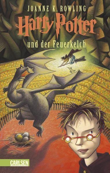 Harry Potter 4 Und Der Feuerkelch Harry Potter Bucher Harry Potter Und Der Feuerkelch Feuerkelch