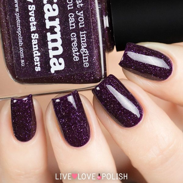 Picture Polish Karma | Innovative Ideas for Nails and Face ...