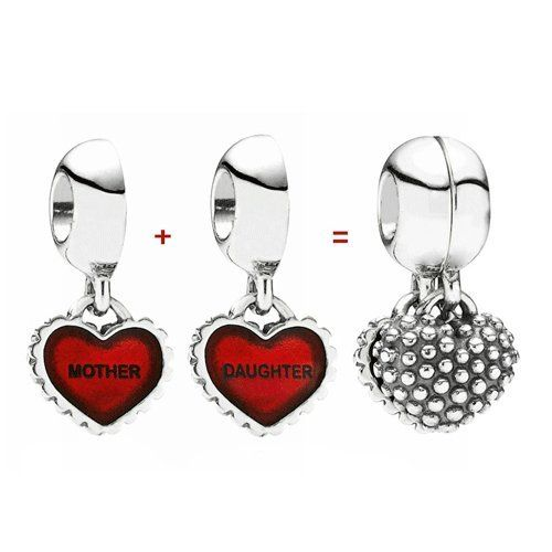 Pandora Mother And Daughter Charm Wit