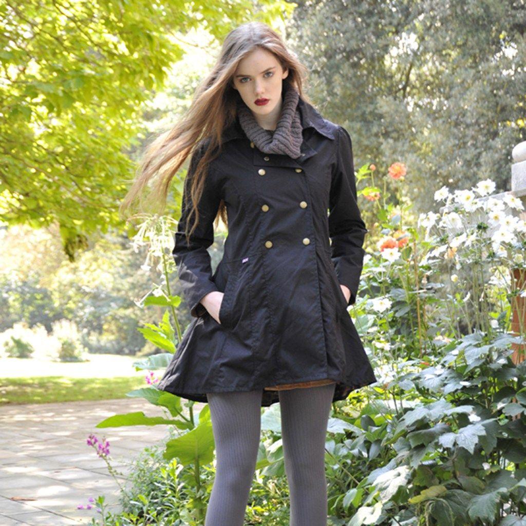 Womens Victoria Dry Wax Jacket Country Fashion Clothes Fashion