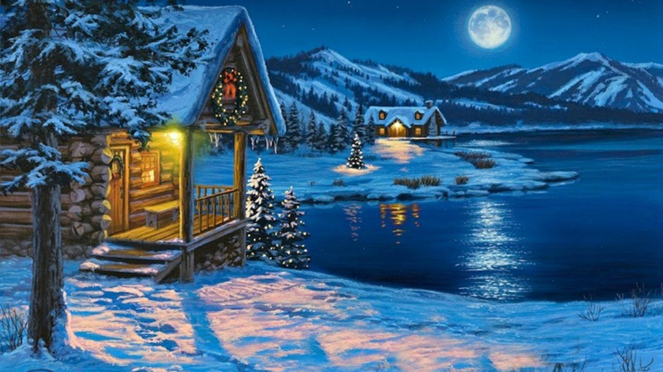 A legszebb karácsonyi háttérképek! harmadik oldal