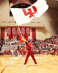 Indiana University Flag Indianauniversitybasketballwallpaper