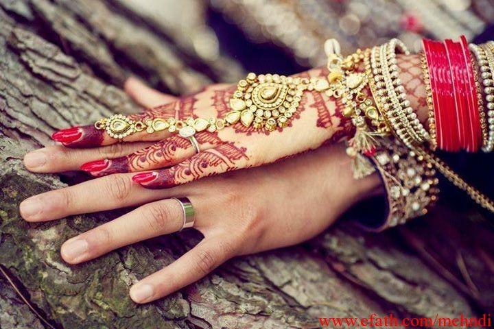 Bridal Mehndi Gta : Indian bridal mehndi shoot henna and designs