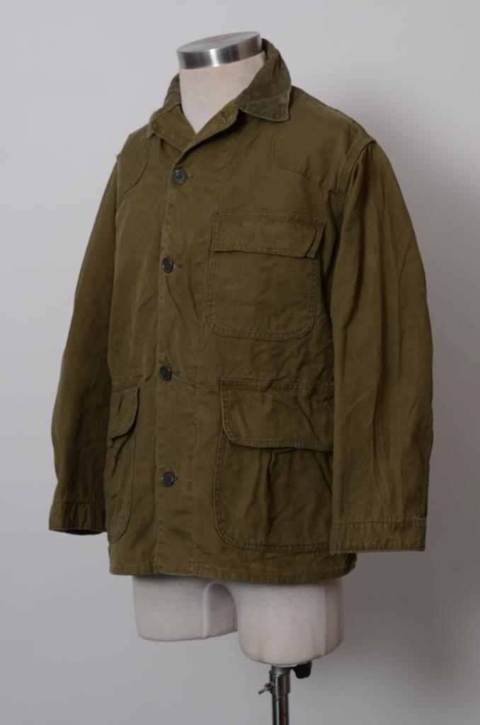 a53f824d98f22 Vintage 1950s Carhartt Super Dux canvas hunting jacket. Size M ...