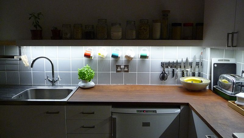 Kitchen Led Lights Install Ideas For Your
