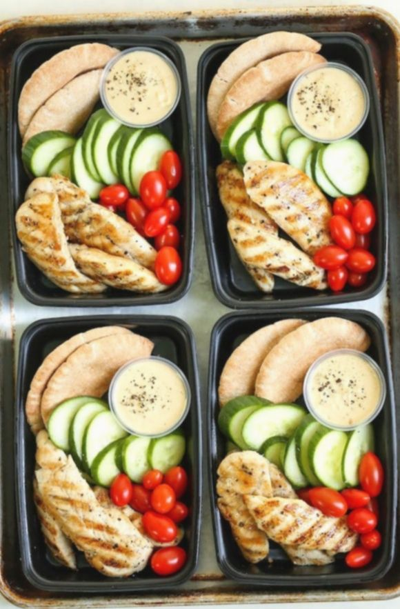 ✔ Healthy Recipes Meal Prep Lunch #healthy #fitness #rawpressery
