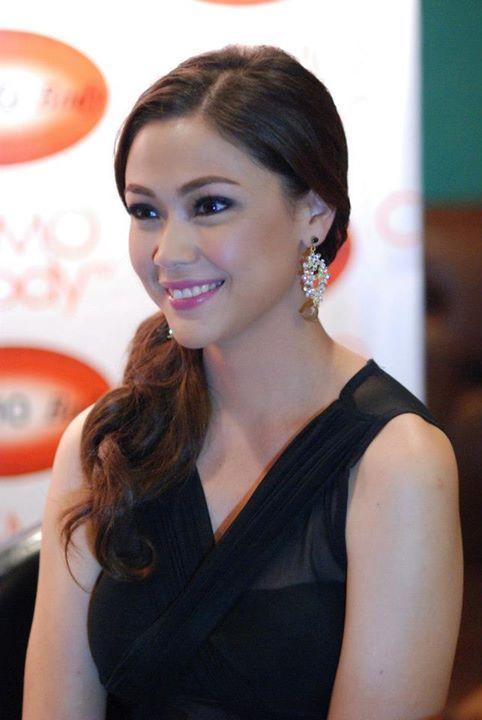 Jodi Sta Maria Filipina Beauty Hairstyle Beauty