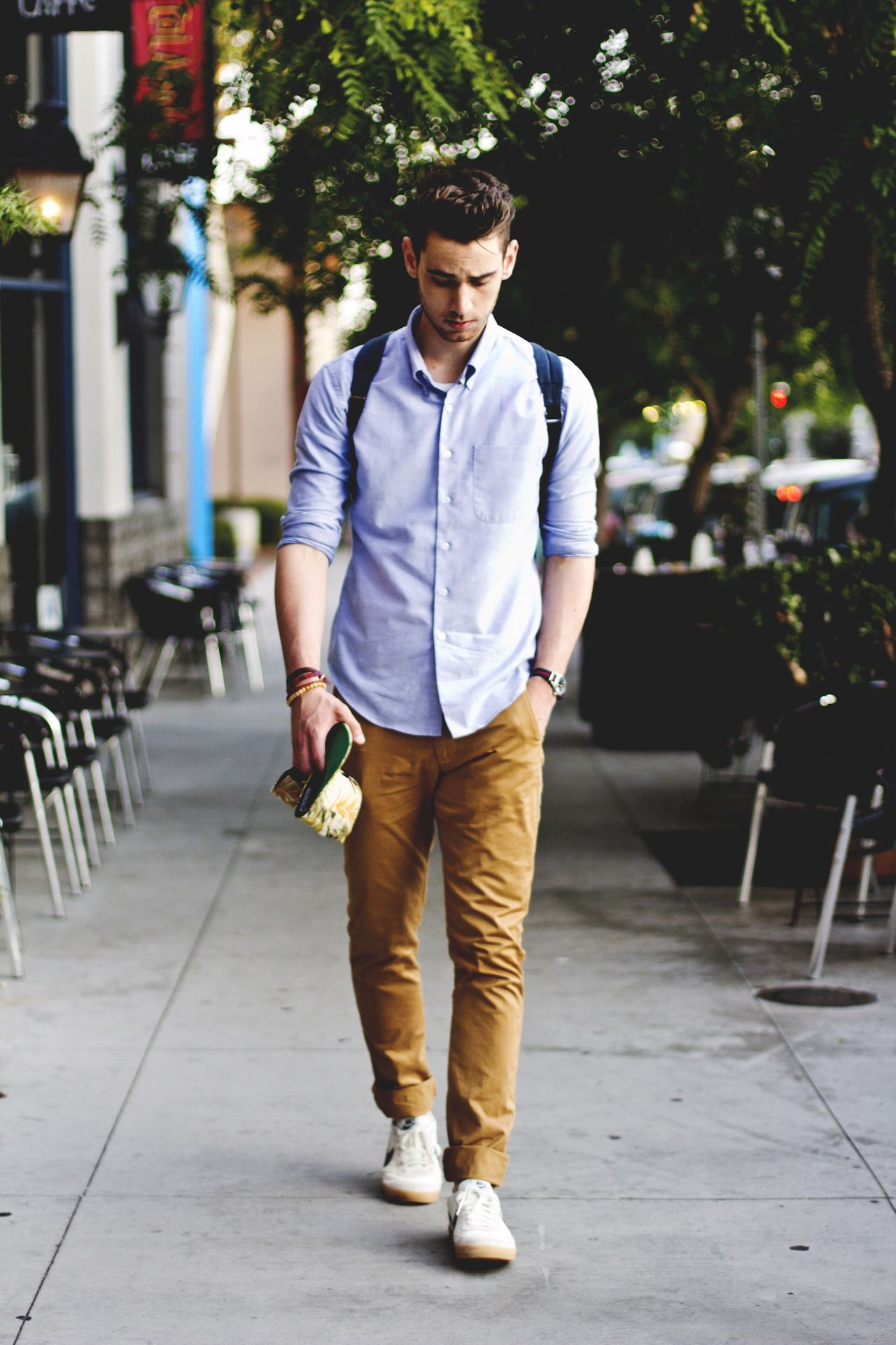 The Street Style | Casual shirts, Men shirt style, Mens outfits
