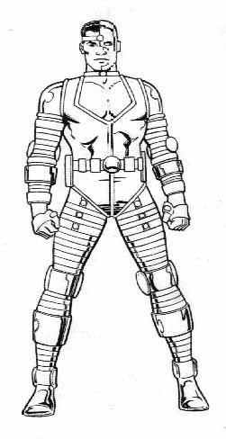 Dclicensing38cyborg Batman Superman Y Liga De La Justicia