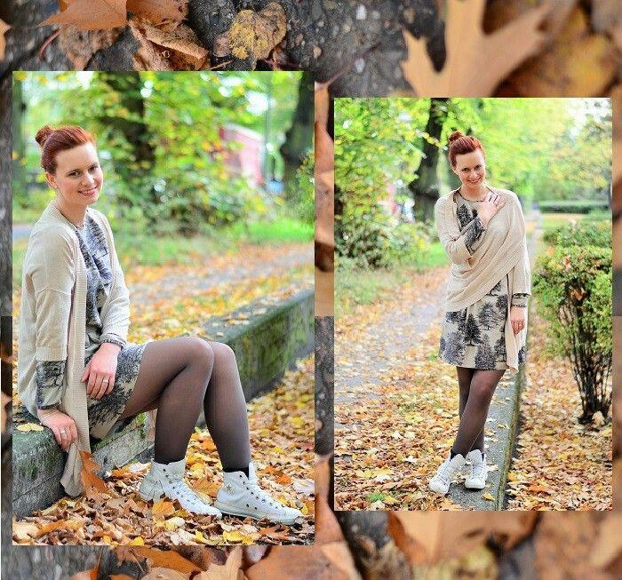 #outfit #mode #look #modeblog #fashionblog #fashion #laub #dress #kleid #inspiration #bleibtreu #autumn #herbst #herbstliebe #autumnlook