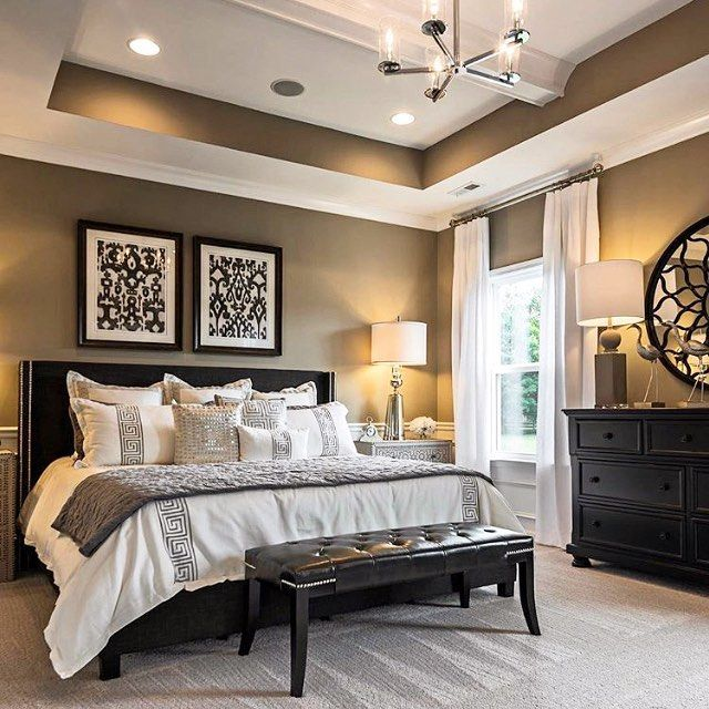Handy Master Bedroom Decor Ideas For Making Your Living Space Fashionably Practical