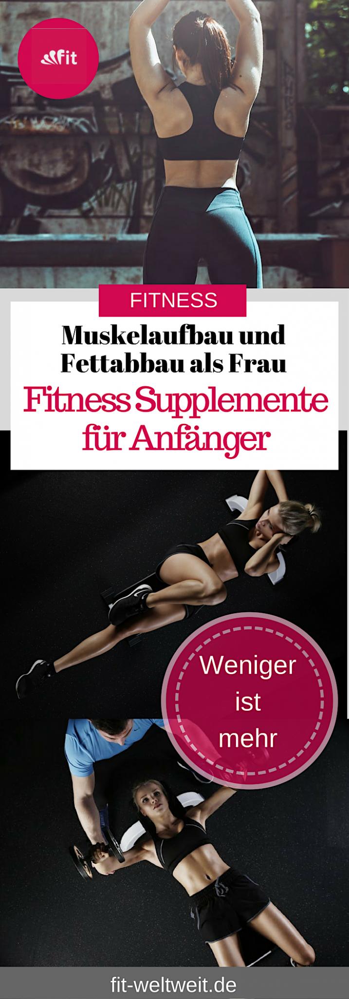 fitness supplemente f r anf nger muskelaufbau und. Black Bedroom Furniture Sets. Home Design Ideas