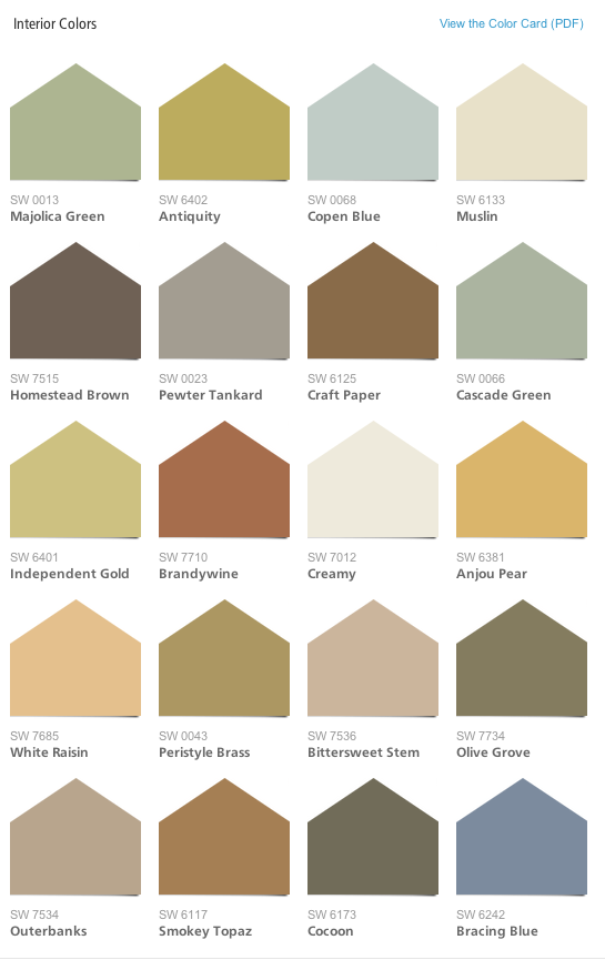 Sherwin williams rustic refined collection glenbarrow - Sherwin williams exterior textured paint ...