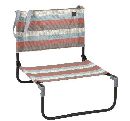 LaFuma CB Folding Chair With Carrying Strap By