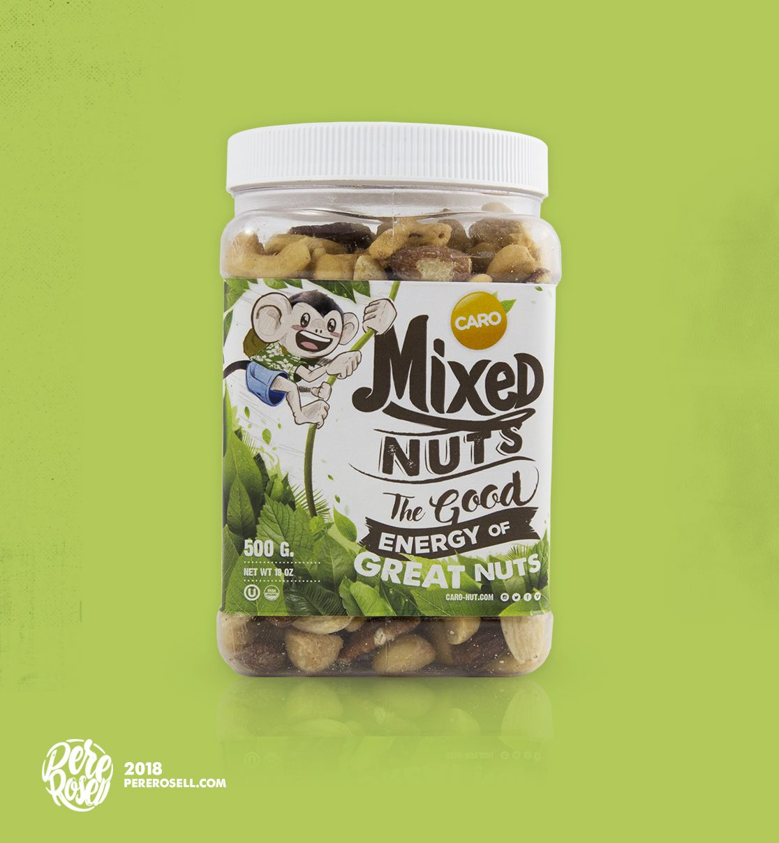 Download A Package Design For Caro Nut Mixed Nuts Packaging Mixed Nuts Nuts